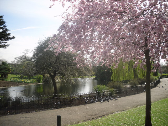 Ravenscourt Park London
