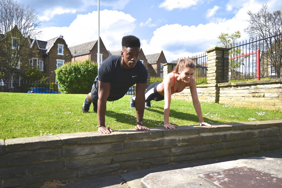 outdoor exercise workouts