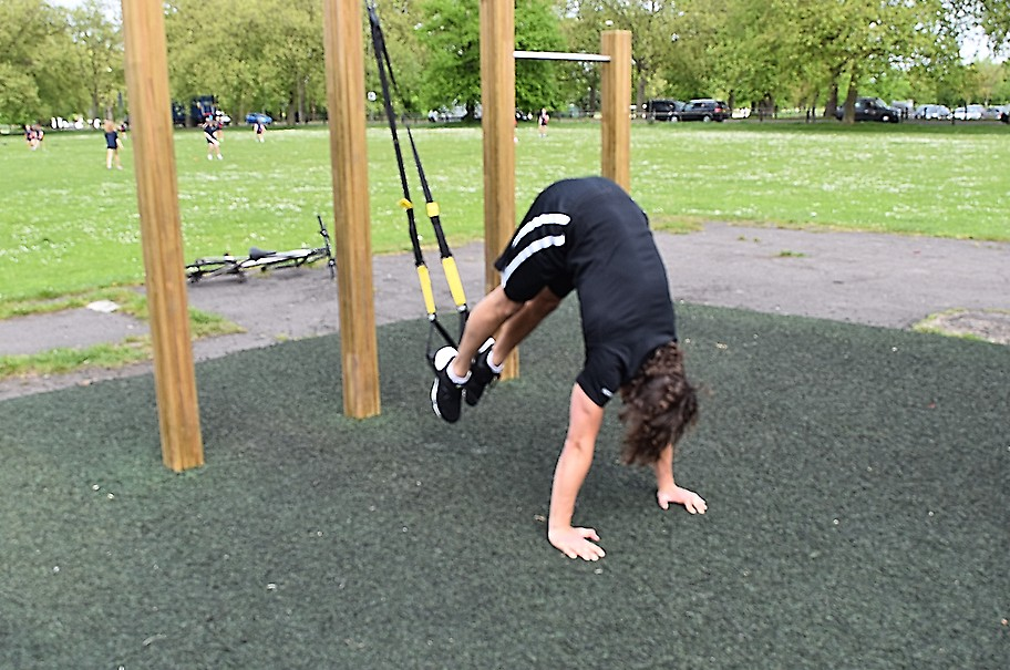 pike workout