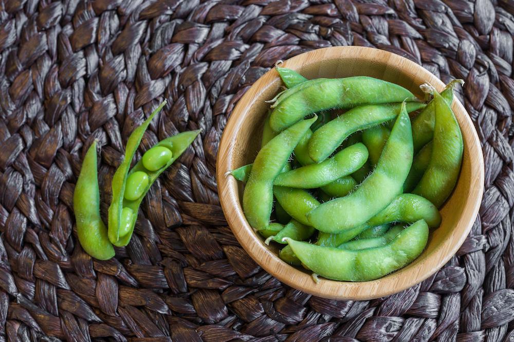 Green Soya beans