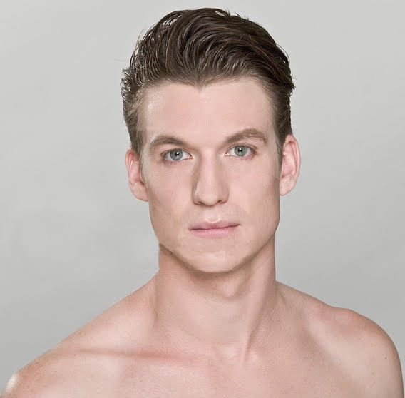 Headshot of ballet dancer